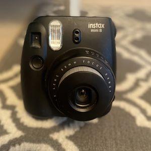 Intax Instant Film Camera Polaroid Fuji film for Sale in Fort Worth, TX