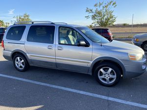Great Deal - 2006 Pontiac Montana Minivan for Sale in Sun City, AZ