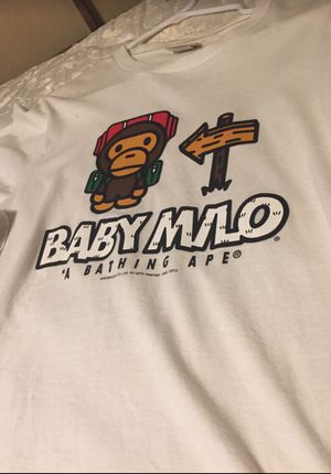 Baby milo (bape) shirts for Sale in Corona, CA