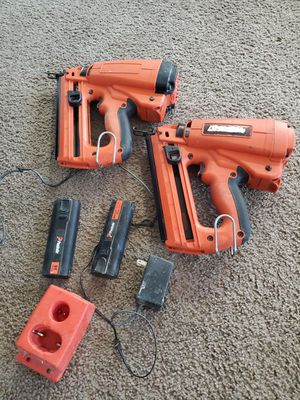 Finichs nailers paslode for Sale in Falls Church, VA