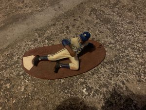 MLB Brooklyn Dodgers 2005 Jackie Robinson action statue Dodgers collectible limited edition no box for Sale in Los Angeles, CA