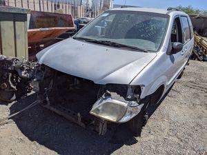 2002 Mazda MPV @ U-Pull Auto Parts 048384 for Sale in Las Vegas, NV