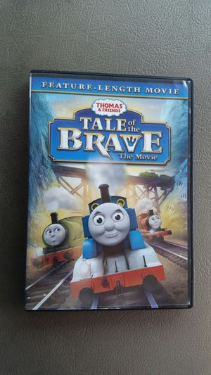 Tale of the Brave Movie / Thomas and Friends DVD for Sale in Colorado Springs, CO