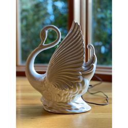 Maddux of Calif Swan TV lamp for Sale in Seattle,  WA