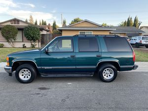 1997 Chevy Tahoe 2 Wheel Dr. 213,000 miles for Sale in Fair Oaks, CA