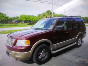 2006 Ford Expedition Eddie Bauer for Sale in Miami, FL