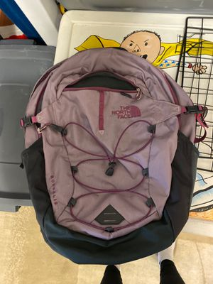 Like New North Face borealis laptop backpack for Sale in Tacoma, WA