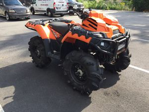 2016 Polaris Sportsman Highlifter 850 4x2 4x4 atv 2445 miles for Sale in Westford, MA