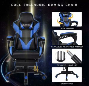 Bran new gaming chair blue for Sale in Sapulpa, OK