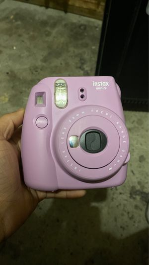 Polaroid Instax Mini 9 Camera for Sale in Hyattsville, MD