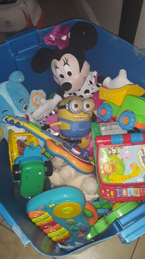 Kids toys mostly educational for Sale in Davie, FL