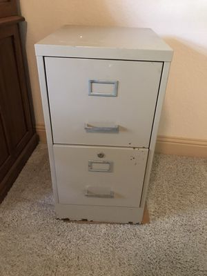 Metal file cabinet for Sale in Fresno, CA
