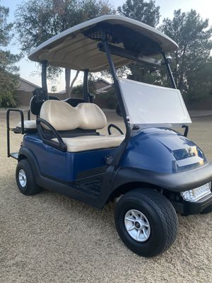 Street Legal Golf Cart with a Backseat for Sale in Gilbert, AZ