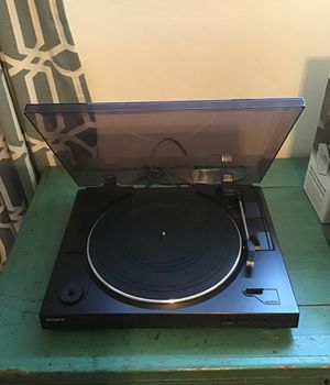 Sony Stereo Turntable System PS-LX300USB vinyl records 33rpm/45rpm. $30 for Sale in La Mesa, CA