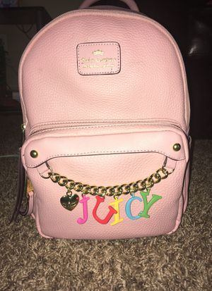 Juicy Couture backpack purse for Sale in Aurora, CO