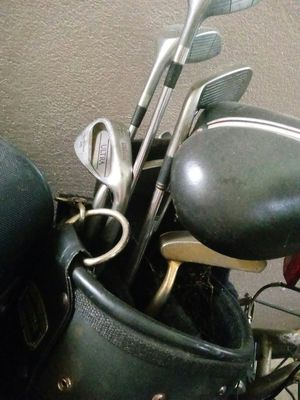 Golf clubs & bag for Sale in Tampa, FL