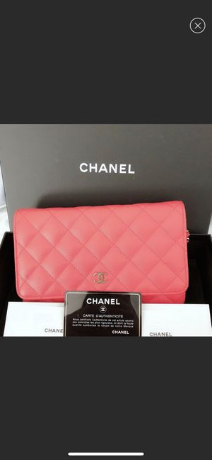 Authentic Chanel Caviar wallet WOC for Sale in Vallejo, CA