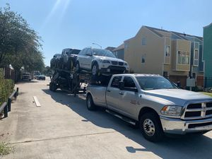 2014 kauf 5 car transport trailer price OBO for Sale in Houston, TX