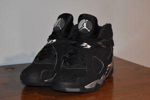 Jordan 8 Chrome Size 10 for Sale in North Haledon, NJ