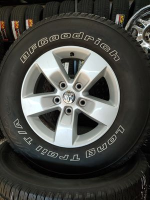 "17"" DODGE RAM WHEELS for Sale in El Cajon, CA"