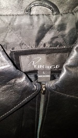 V TiRaGe leather jackets for Sale in Rock, WV