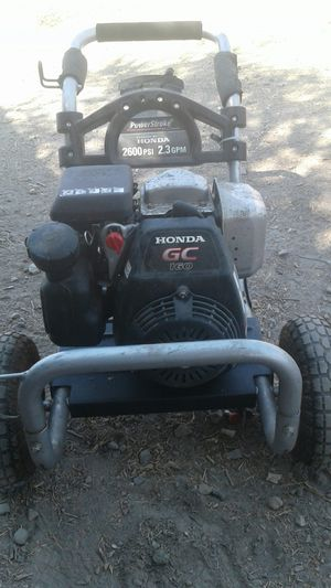 Powerstroke honda pressure washer for Sale in Magna, UT