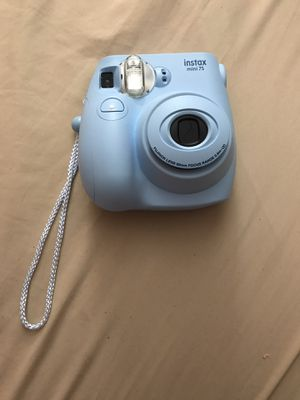 Instax mini 7s for Sale in Queens, NY