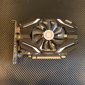 GTX 1050 2gb OC Gaming Graphics Card for Sale in Clackamas, OR