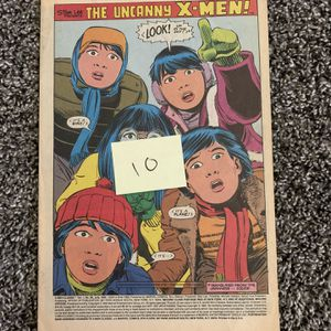 The Uncanny X-Men Comic for Sale in Riverside, CA