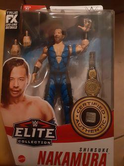 WWE Shinsuke Nakamura for Sale in Houston,  TX