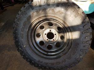 New 31x10.50-15LT Tire & Wheel for Sale in Denver, CO