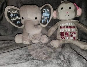 Personalized stuffed animals for Sale in Los Angeles, CA