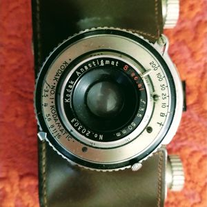 Vintage Minolta 35 Mm Camera With Leather Case for Sale in Powell, OH