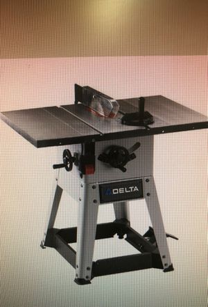 Delta table saw for Sale in Brooklyn, NY