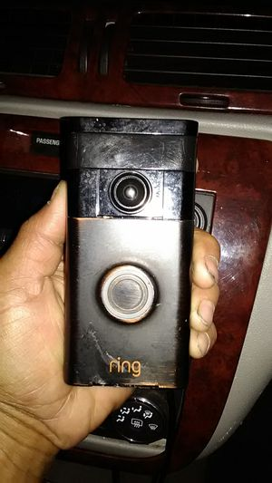 Ring security wifi camera for Sale in Selma, CA
