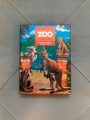 Zoo Tycoon Ultimate Animal Edition for Sale in Lutz, FL