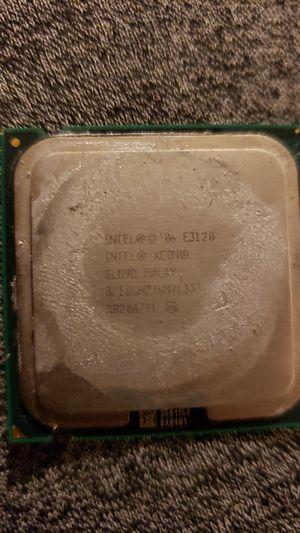 Intel xeon CPU for Sale in Everett, WA