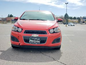 2014 Chevy sonic LT for Sale in Denver, CO