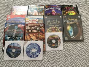 [All for $10] Computer Games for Sale in Sacramento, CA