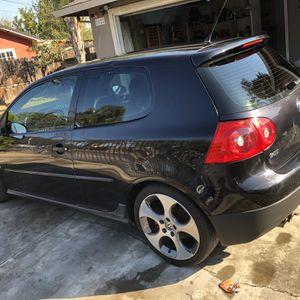 2008 Volkswagen Gti Good Condición 112mio Millas for Sale in Stockton, CA