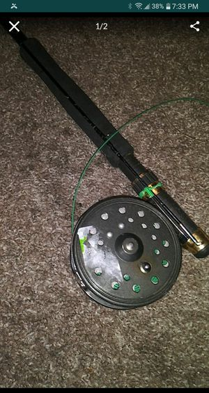 Fly fishing rod and reel for Sale in Phoenix, AZ