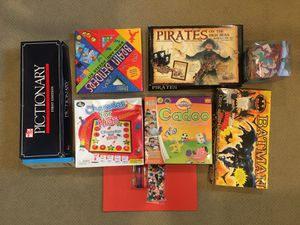 Kids games and puzzles for Sale in Irvine, CA