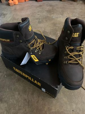 Cat Work Boots for Sale in Corona, CA