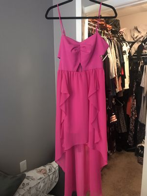 BCBGeneration hot pink dress for Sale in North Olmsted, OH