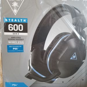 Amplified GAMING HEADSET for Sale in Alexandria, VA