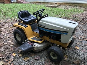 Cub cadet garden tractor for Sale in Rising Sun, MD