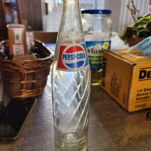 Vintage Pepsi cola bottle 16 oz for Sale in Spring Valley, CA