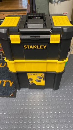 Stanley tool tote new for Sale in Gig Harbor, WA