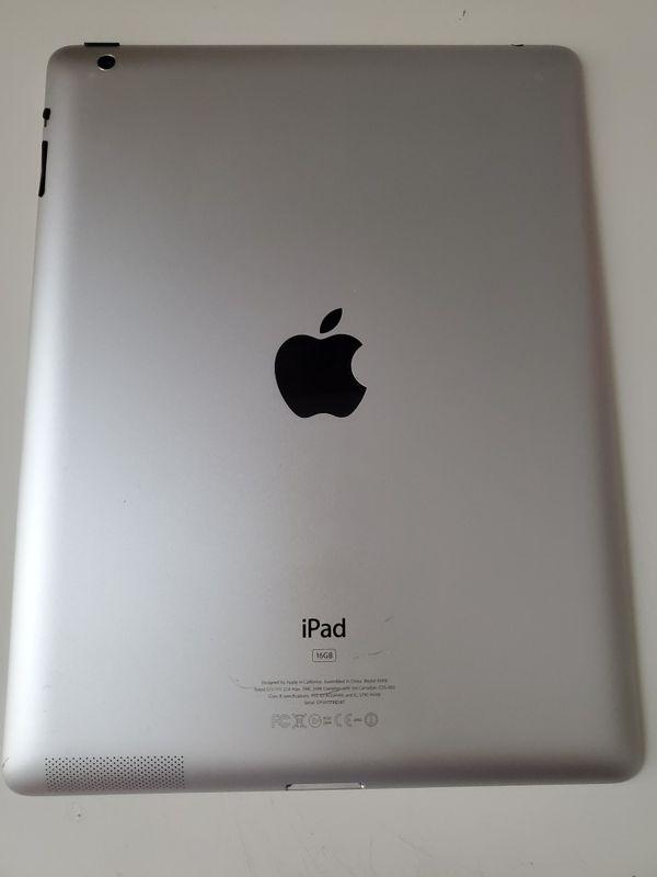iPad 3 3rd Generation 16 GB