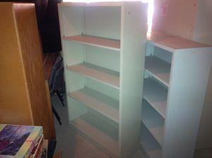 Steel library shelving unit for Sale in Hemet, CA